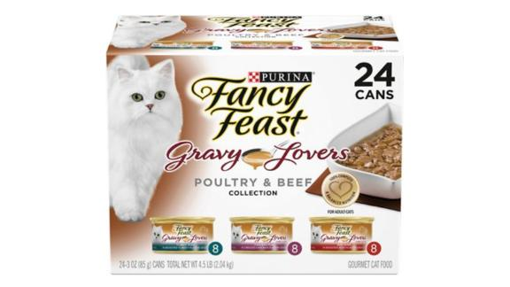 Fancy Feast Variety Pack, Case of 24