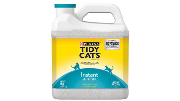 Tidy Cats Instant Action Immediate Odor Control Cat Litter