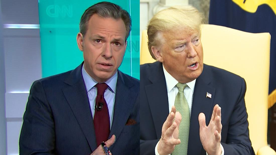 Iraq & syria trump u.s. missile attact Jake Tapper: Trump continues to lie about testing thumbnail
