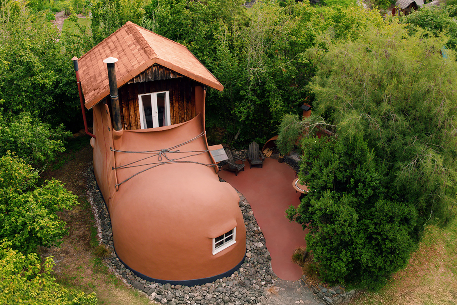 Airbnb launches $1 million fund to make the wackiest house designs ...