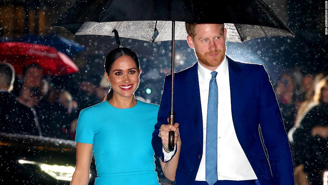 Photo of Harry and Meghan officially transition to non-royal life. Here's what that looks like | CNN
