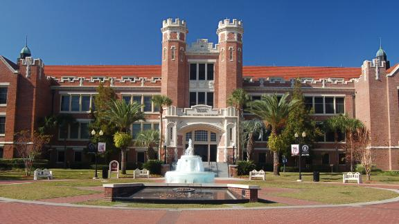 Florida State University is among the schools that have canceled upcoming admissions events and campus tours.