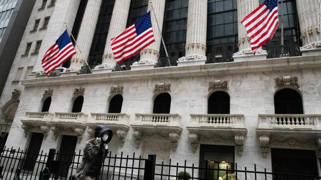 Aktien-futures fallen, die als 11-jährige Bullenmarkt endet