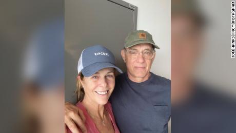 Tom Hanks et Rita Wilson partagent la mise à jour après le diagnostic du coronavirus