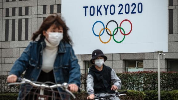 Image for Tokyo 2020 Olympics postponed until 2021 over coronavirus concerns