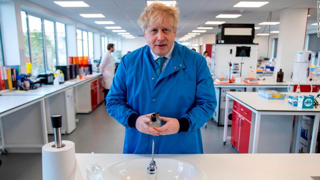 It's politics versus science as the UK battles coronavirus