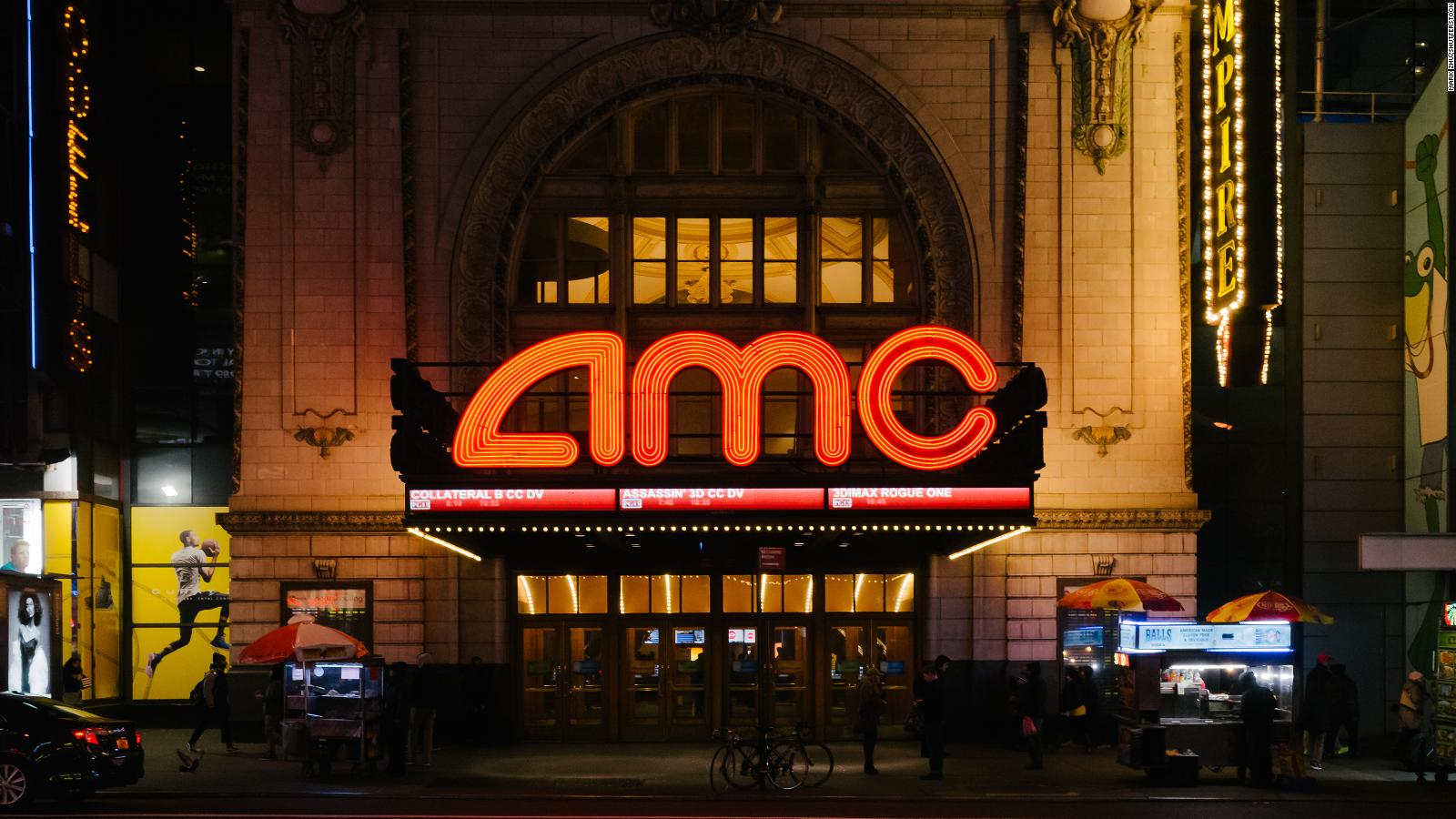 Amc Theatres Postpones Reopening Again As Summer Blockbusters Are Delayed Cnn