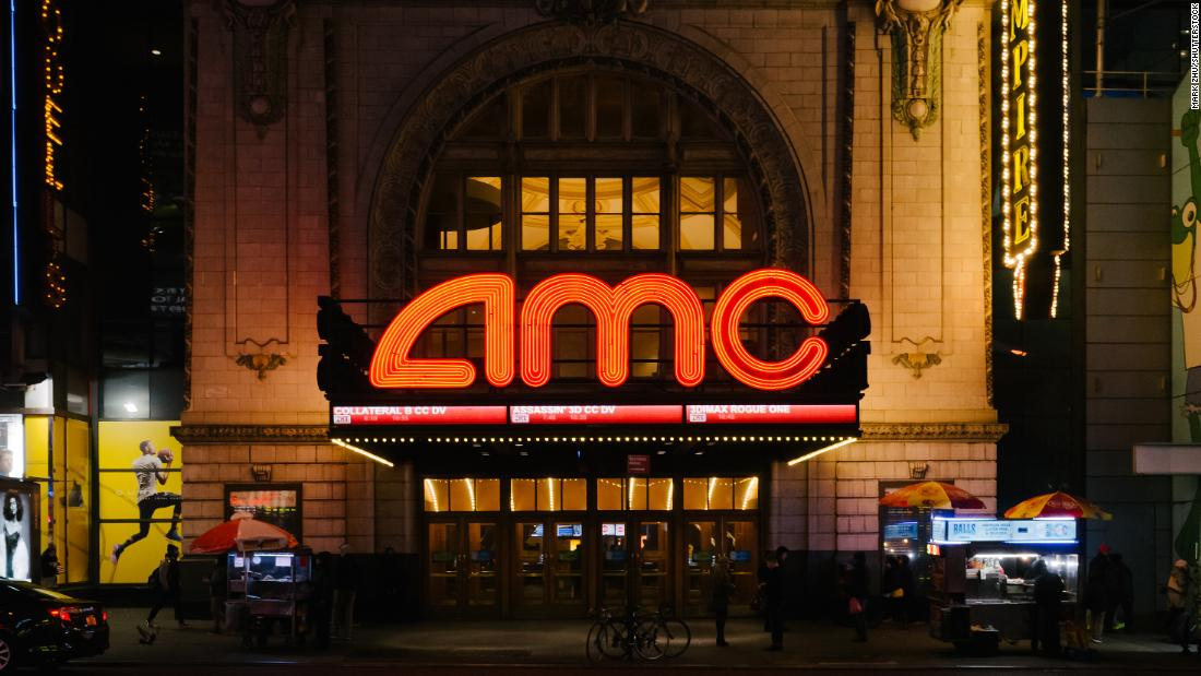 Amc Plans To Reopen Its Theaters In July Cnn