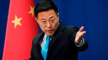US summons Chinese ambassador over coronavirus conspiracy theory