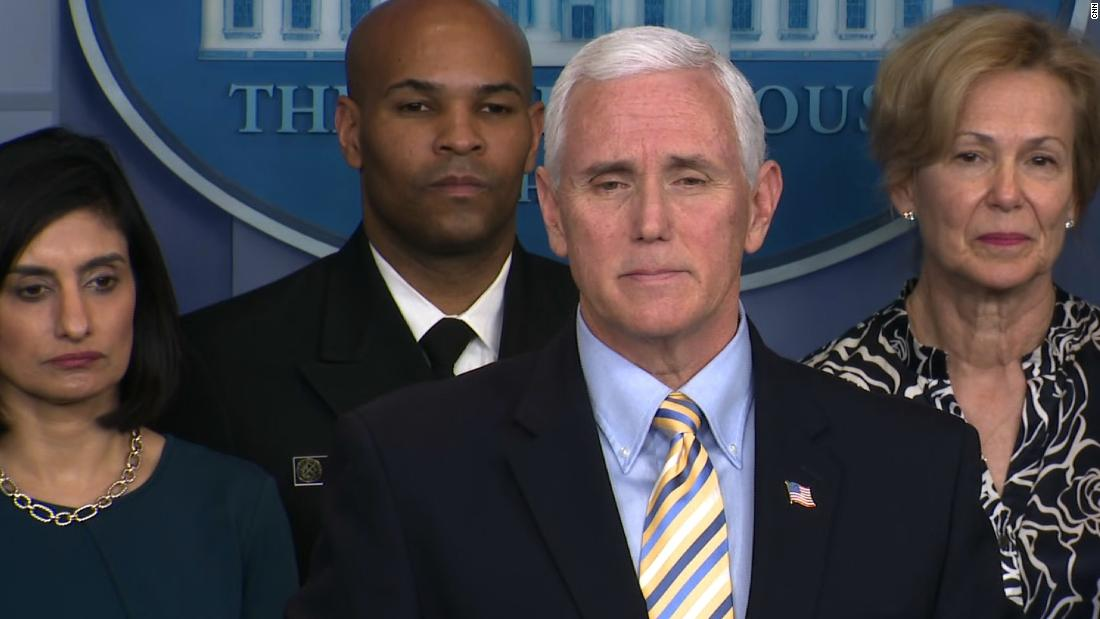 3 Staff members from Mike Pence test positive for coronavirus