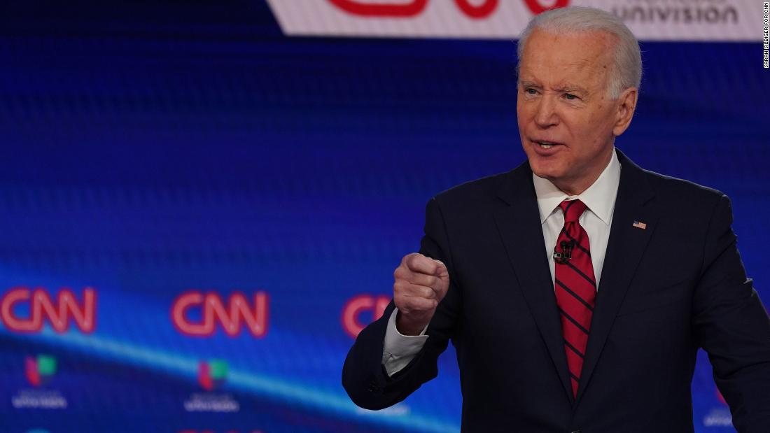 Biden receives Secret Service protection