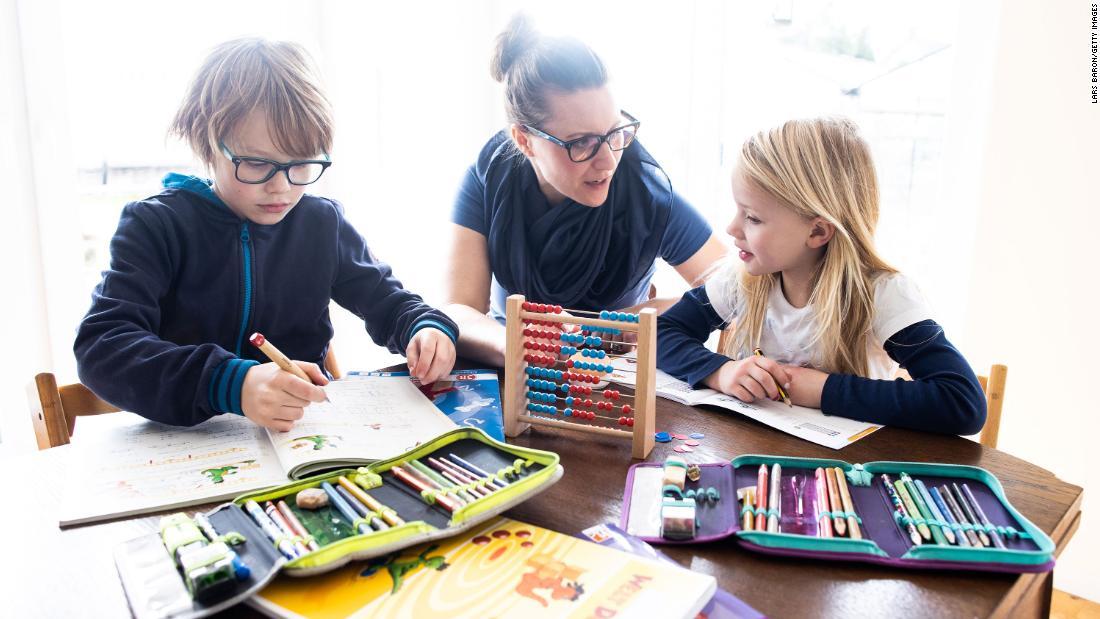 When 'regular school' parents must homeschool their kids