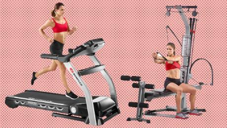 Bowflex and Nautilus exercise equipment deals
