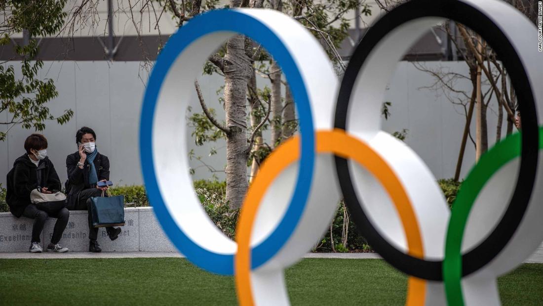 IOC-Mitglied prognostiziert die Olympischen Spiele in Tokio wird verschoben
