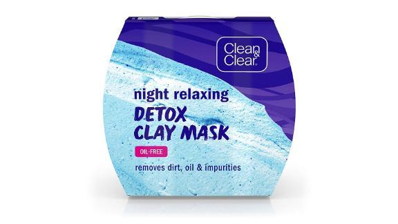 ماسک سفارشی Detox Clay تمیز و تمیز