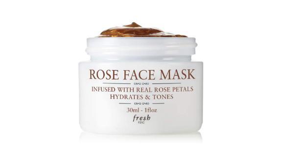 ماسک صورت تازه گل رز