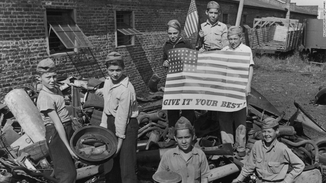 What the Greatest Generation had that the Covid generation lacks