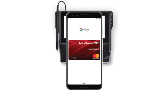 Google Pay works with almost any Android phone.