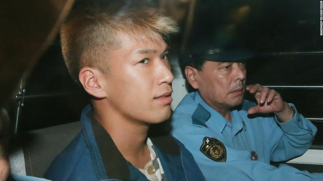 Japanese man who killed 19 at disabled facility sentenced to death