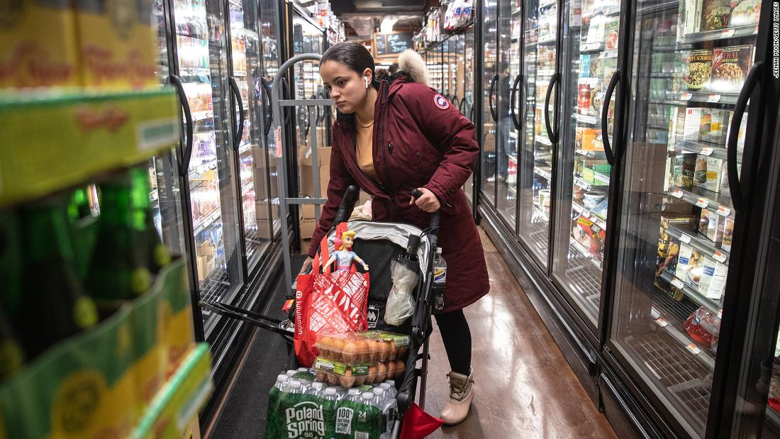 Το παντοπωλείο κανόνες για την coronavirus κλείδωμα: Αγοράστε φασόλια, πάγωμα γάλα, δεν συσσωρεύουν, και περισσότερα