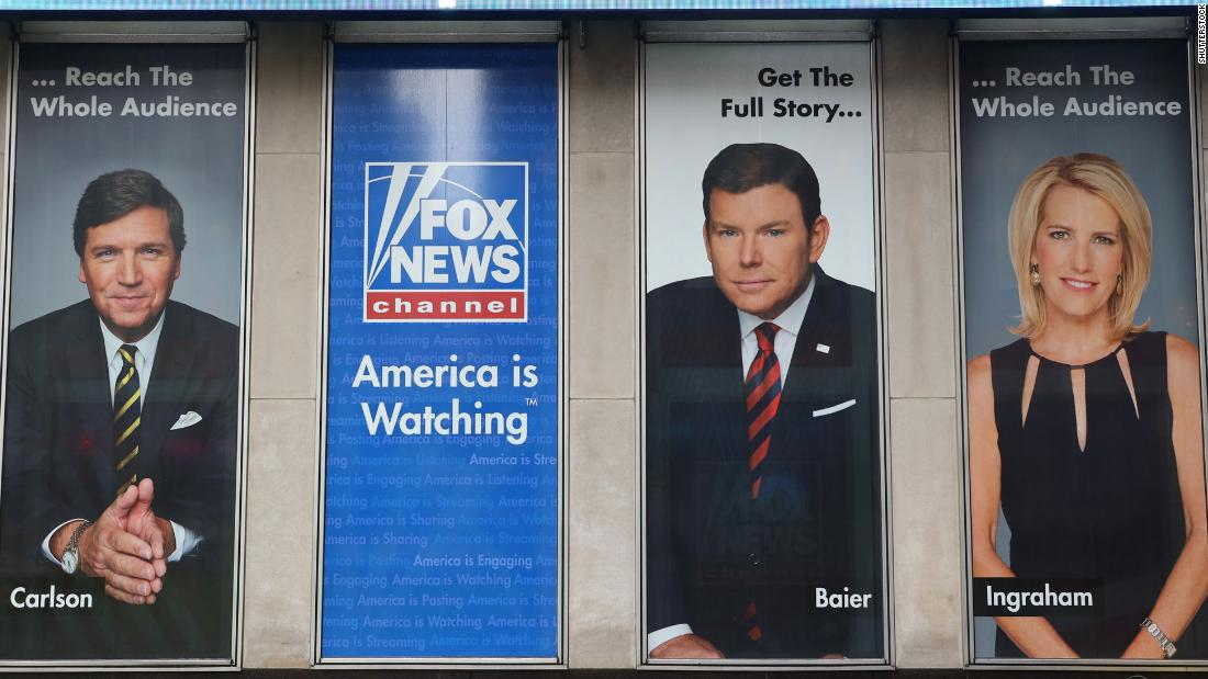 As coronavirus suspends life in America, Fox changes its tone