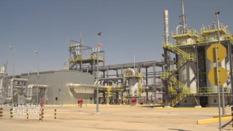 Saudi Aramco exec: Capturing carbon emissions can help combat climate change