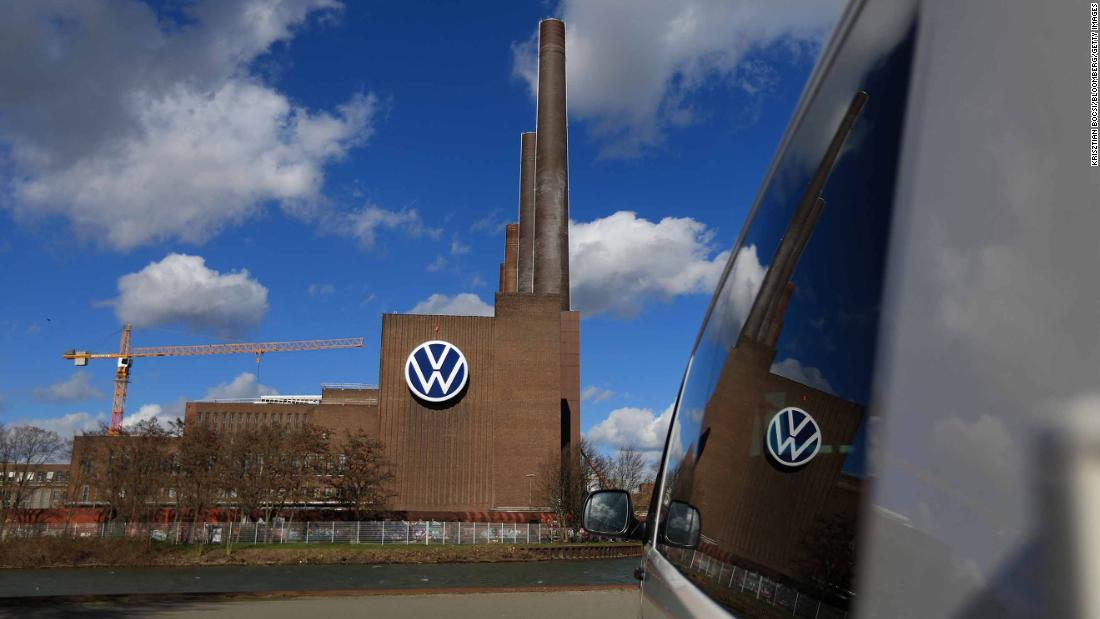 Volkswagen is closing plants across Europe
