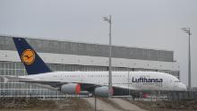 Lufthansa promises 'airlift for Germany' as aviation shutdown threatens vital global cargo
