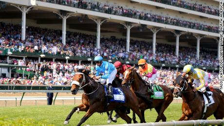 The Kentucky Derby is postponed until September due to coronavirus outbreak