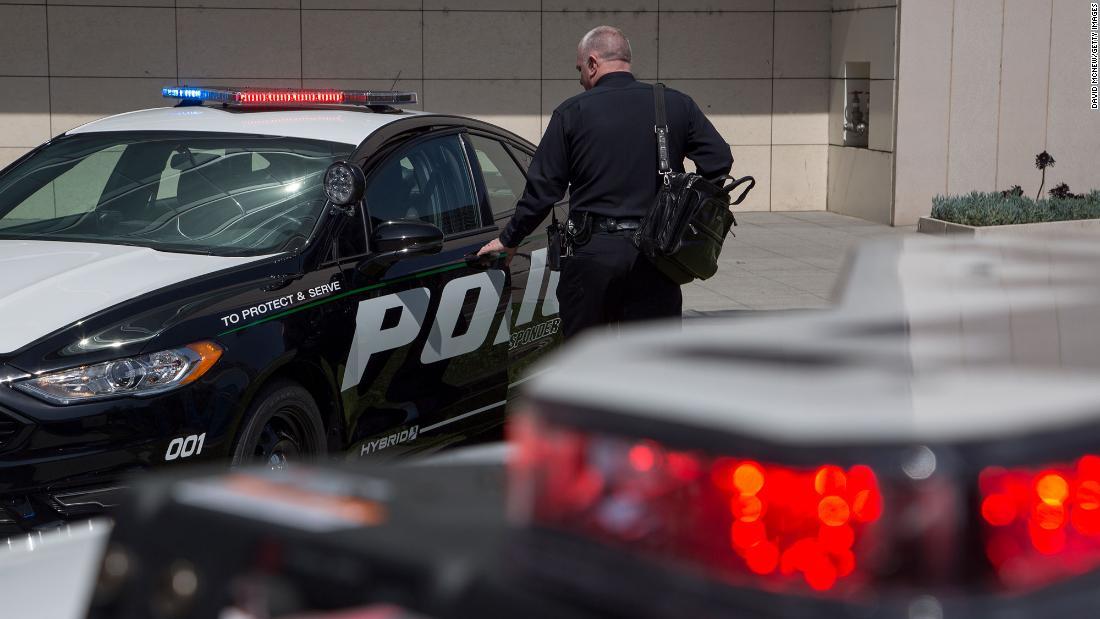 Polizei-Abteilungen sind im Wandel, wie Sie reagieren, während die Corona-Virus-Pandemie