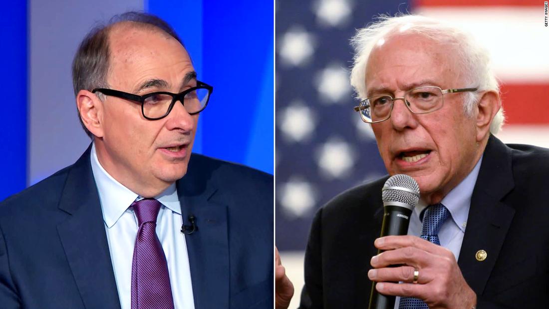 Ex-Obama strategi: Sanders harus berpikir tentang hal ini malam ini