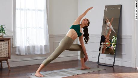 Lululemon to buy at-home fitness startup Mirror for $500 million