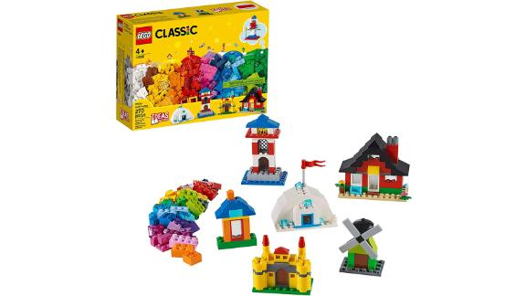 Lego Classic Bricks and Houses Starter Set