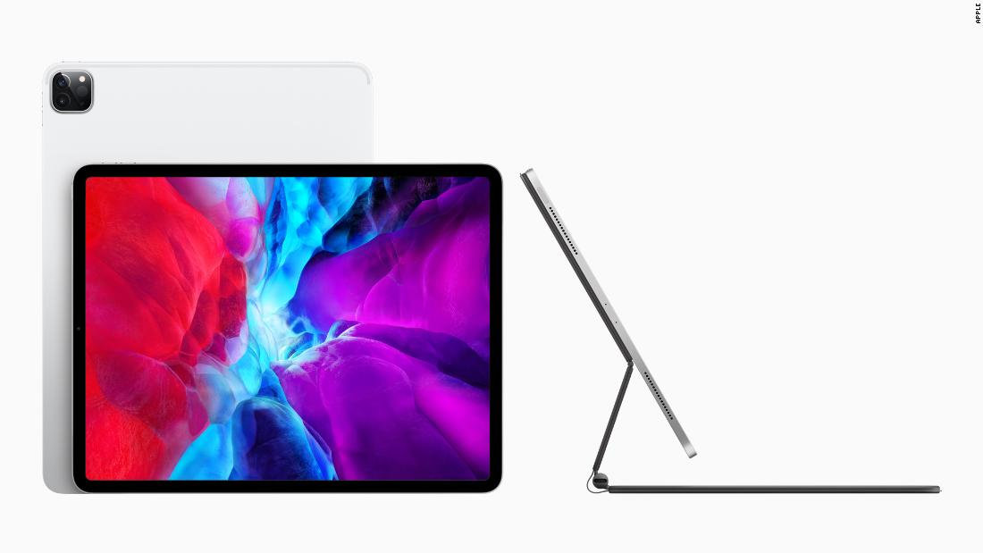 Apple unveils new iPad Pro and MacBook Air in the middle of a global pandemic