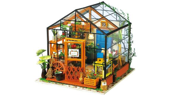 Robotime DIY Mini Greenhouse