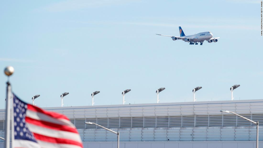 Boeing could receive billions from stimulus package