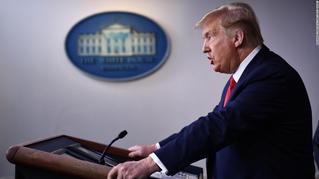 Analyse: Warum die öffentliche Zustimmung Trump das coronavirus Antwort-kann ihn nicht retten