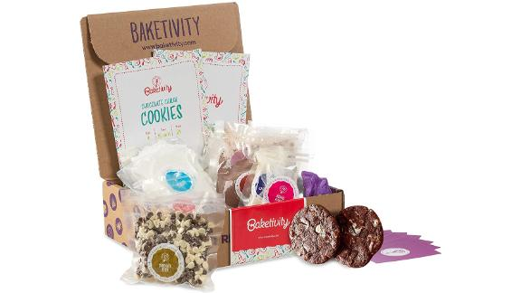 Baketivity Kids Baking DIY Activity Kit