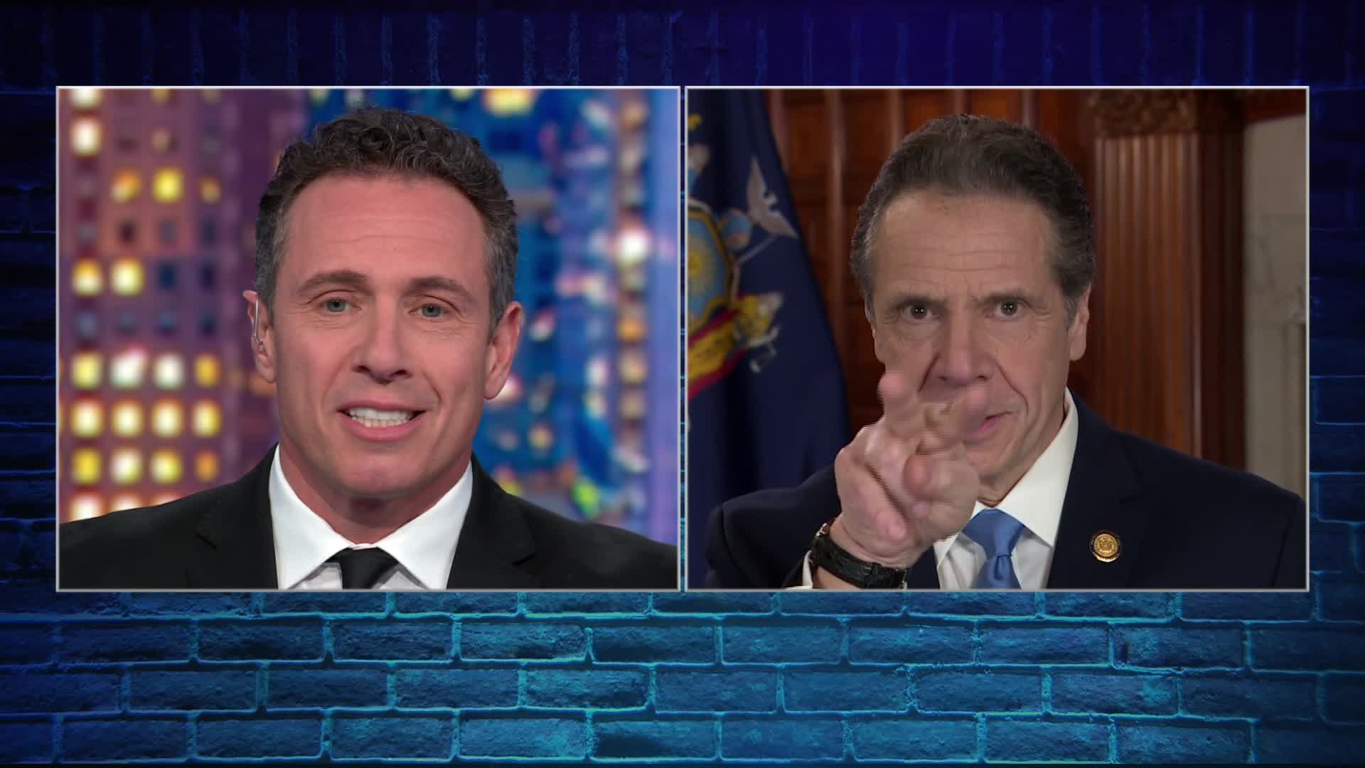 Chris Cuomo jokes with brother about mom's favorite - CNN Video