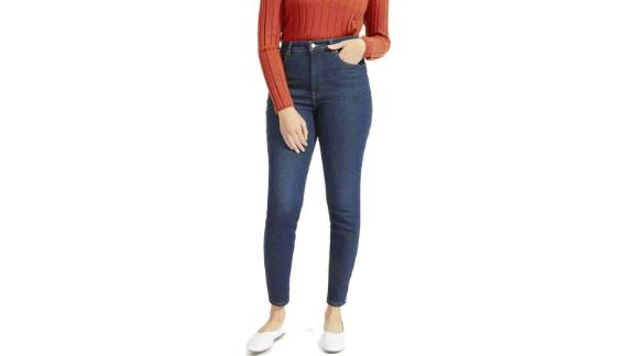 The Authentic Stretch High-Rise Skinny