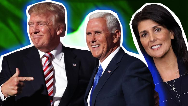 Here's who is walking the impossible 2024 Trump tightrope