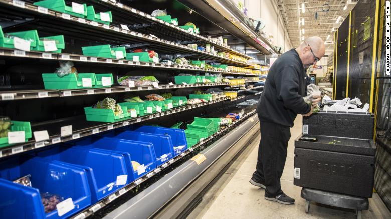 Coronavirus will change the grocery industry forever