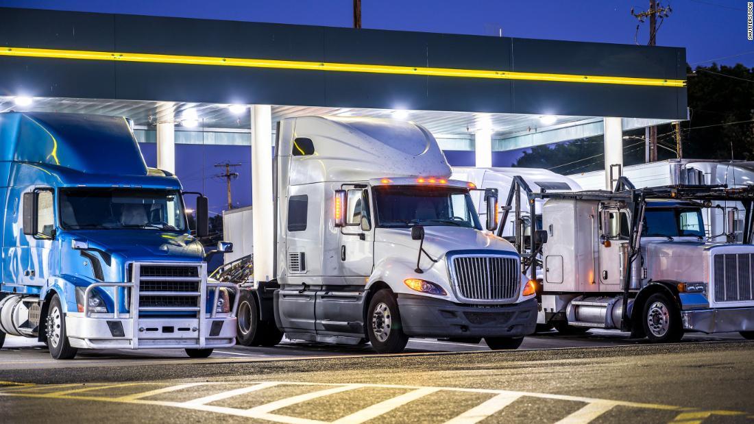Τώρα, στάσεις φορτηγών είναι μερικές από της Αμερικής πιο σημαντικό επιχειρήσεις