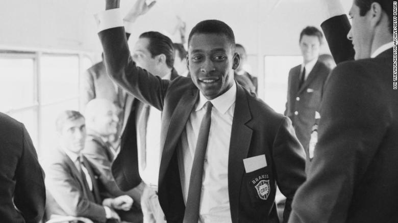Peléกับชนชาติในฟุตบอล: มันไม่ได้เปลี่ยนเลยตั้งแต่เวลาของฉัน