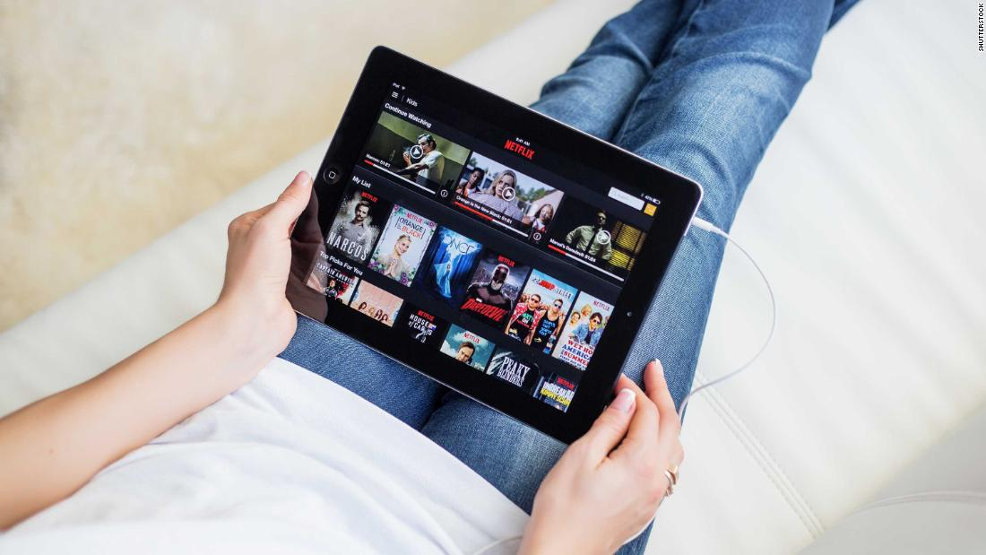 Netflix is slowing down in Europe to keep internet from breaking