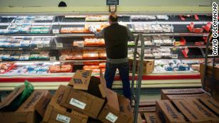 How grocery stores restock shelves in the age of coronavirus