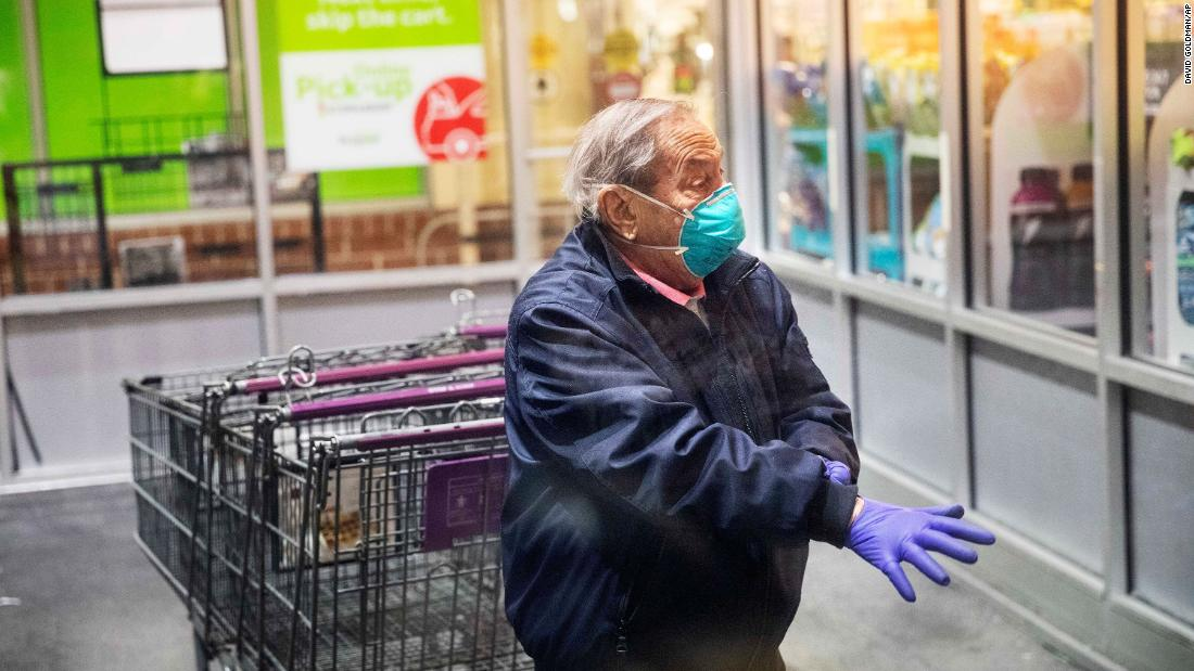 Grocery stores chains hosting special hours for older Americans amid the coronavirus outbreak