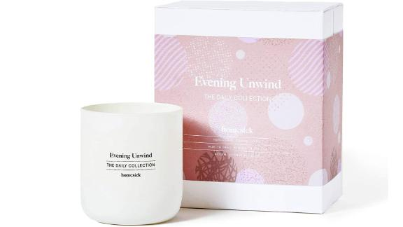 Homesick Scented Candle, Evening Unwind