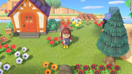 "CNN Business got to try ""Animal Crossing: New Horizons."""