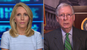 Exclusive: McConnell defends crafting $1 trillion stimulus plan without Democrats